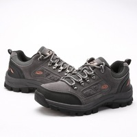 Fashion Outdoor Unisex Hiking Shoes EU 36-40/ 39-44 Patchwork Design Lace-Up Men / Women Lovers Casual Athletic Shoes