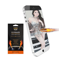 Buff screen protector Explosion Proof Screen Protector Shock Absorption Anti Scratch screen protector for iphone6 4.7inch