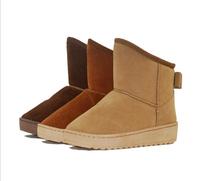 Women winter ankle boots ladies warm plush winter shoes snow boots wholesale hot sale women winter shoes  2014 new