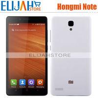 "Xiaomi Hongmi Note 4G LTE Red Rice Note Hongmi Mobile Phone Qualcomm Snapdragon MSM8928 Quad Core 5.5"" 1280x720 2G/8G 5MP+13MP"