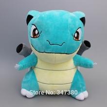 Movies TV Figure Anime Pokemon Blastoise Soft Plush Toy 15cm Doll Toy Gift Retail(China (Mainland))