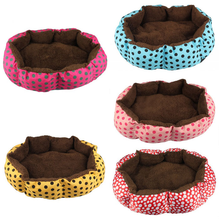 Feitong Soft Fleece Pet Dog Puppy Cat Warm Bed House Plush Cozy Nest Mat Pad Wholesales(China (Mainland))