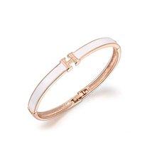 ROXI hot sale girl Gift Classic  top swiss zircon luxury platinum Bracelet for party bracelet gold bangles women bracelet