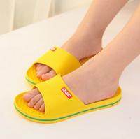 ming-025 Korea home Sandals slippers Autumn winter men slip shower bath room Flip flop Bottomed slip Home Shoes Free Shipping