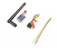 Helistar 5.8G 25mw 22CH Super Mini Wireless Transmitter / Only 7g FC CE Certification