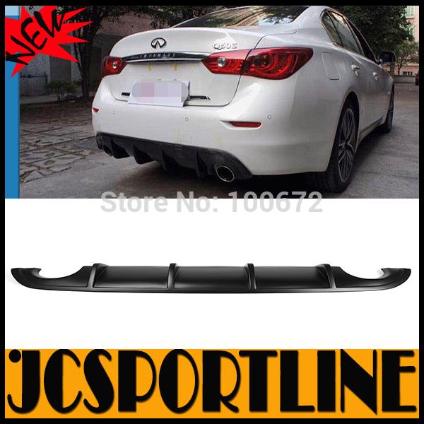 Бампер JC Sportline PU , Infiniti бампер jc sportline pu infiniti