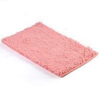 New Chenille Bedroom Floor Bath machine made Carpet Kitchen Rug Mat Doormat Room Pad 40*60cm