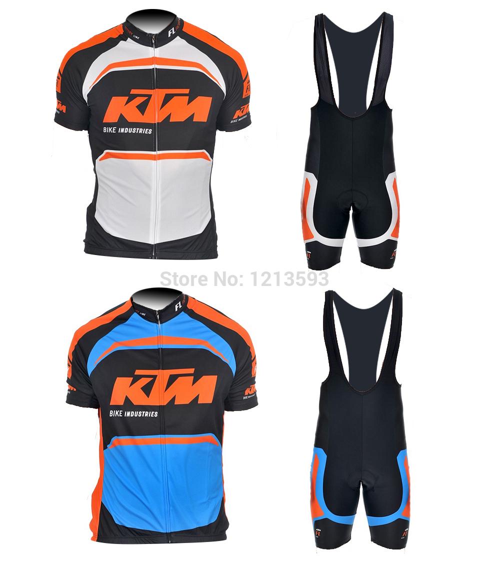 KTM, roupas ciclismo mtb