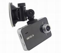 """New K6000 Car DVR Night Vision Car Camera Recorder 2.7"""" HD TFT Screen 1920*1080P camrecorder"""