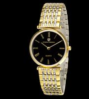 Brand new Lovers' classic retro quartz watches men full stainless steel watch women dress watch