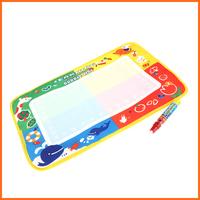 1 Magic Pen/Water Drawing Board + 45 * 29cm Kids Drawing Aqua Doodle Water Drawing Toys Mat