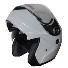 Motorcycle helmet visor double mirror exposing ran helmet helmet full helmet dual(China (Mainland))