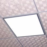 Free Shipping Square LED Panel light 300*300mm SMD3014 12w ceiling lights Aluminum focus led+LED Driver