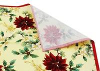 Food-grade Flower Paper Napkin Beige Festive & Party Tissue Napkins Decoupage Decoration Paper 33cm*33cm 1pack/lot