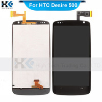 lcd screen digitizer touch dispaly assembly replacement for htc zara mini desire 500