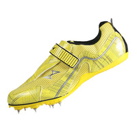 The Latest Hot Training Shoes Running Spikes Sprint Track And Field Shoes Sneakers Unisex Running Shoes + Rivets Accessories