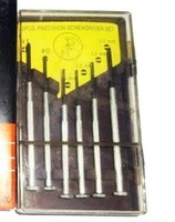 5 piece screwdriver set a small screwdriver cross word combination watch open screwdriver opener box wholesale