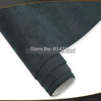 Alcantara suede fabric adhesive avto plenka 1.52*15M! Free shipping!
