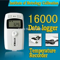 Temperature Data Logger medicine food Cold chain transport Recorder RC-4 Elitech USB LCD PC Curve Graphics software Precision