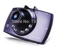 Newest 2.7 1080P Full HD Car Camera DVR NTK Chipset + G-sensor+ HDMI + 6pcs IR Night Vision S550 Car DVRs Factory sell