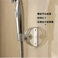 Bathroom Shower Holder 2 Kinds Solid Aluminum Wall Mounted Hand Shower Holder Shower Bracket Holder Shower Accessories ej871402