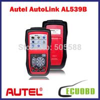 Highly Recommend!!! 2014 Original Best Quality Autel AutoLink AL539B OBDII Code Reader & Electrical Test Tool AL539B