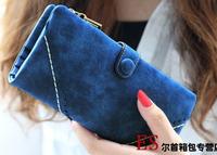 2014 Brand Desigual Women Wallet women purses clutch carteira feminina long women zipper hasp wallet fashion casual handbag