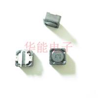 Chip inductors 7X7 47UH