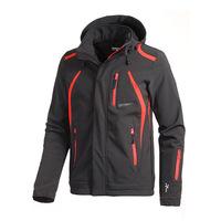 Men's outdoor jacket softshell jacket men climbing hiking jacket waterproof windproof men's outerwear Coat free shipping