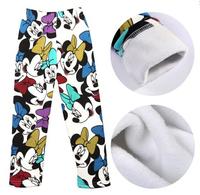 BP084 2014 New Free Shipping Warm Kids Pants Cartoon Baby Girls winter Leggings Children Girls Pants Kids Pencil Pants Retail