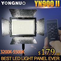 YONGNUO YN900 II High CRI 95+ Wireless 3200K-5500K LED Video Light Panel,YN-900 900 Lamp Beans 7200LM 54W Led Lighting