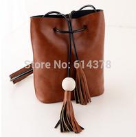 Hot Selling New Arrive Women Bag Fashion Vintage PU Leather Handbags Shoulder Bags Street Stylish Women's  Messenger Bags