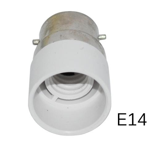 Электрическая вилка B22 E14 B22-E14