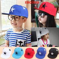 Wholesale 2014 Super Big Stars Cap Hat Kids Baseball Snapcap Snapback Caps Children Hiphop Sport Sun Hats Free Shipping 5PCS/LOT