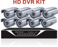 16CH cctv dvr Surveillance System 1200TVL outdoor indoor security Cameras P2P CMS mobile view