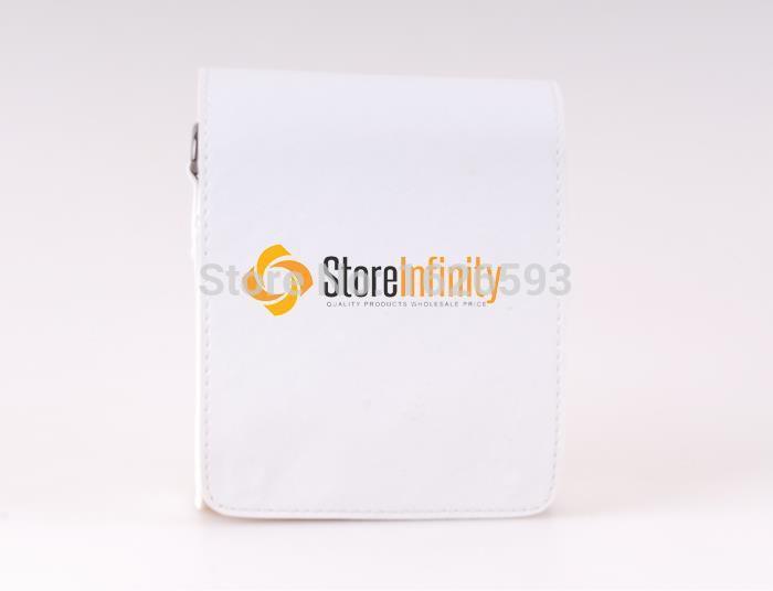 Free Shipping Fujifilm Instax Camera Mini White Camera Bag Leather Bag for Mini 50s(China (Mainland))