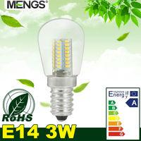 MENGS E14 3W LED Globe Light 64x 3014 SMD LEDs LED Lamp In Warm White/Cool White Energy-saving Lamp