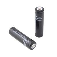 Free shipping ! 4 Pcs 3.7V 6000mAh 18650 Li-ion Rechargeable Battery for Flashlight