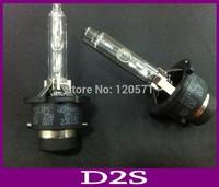 2pcs High Quality 12v D2S Xenon bulb 4300k 6000k d2s xenon 35w hid replacement bulb Headlight Bulbs Lamp Free Shipping