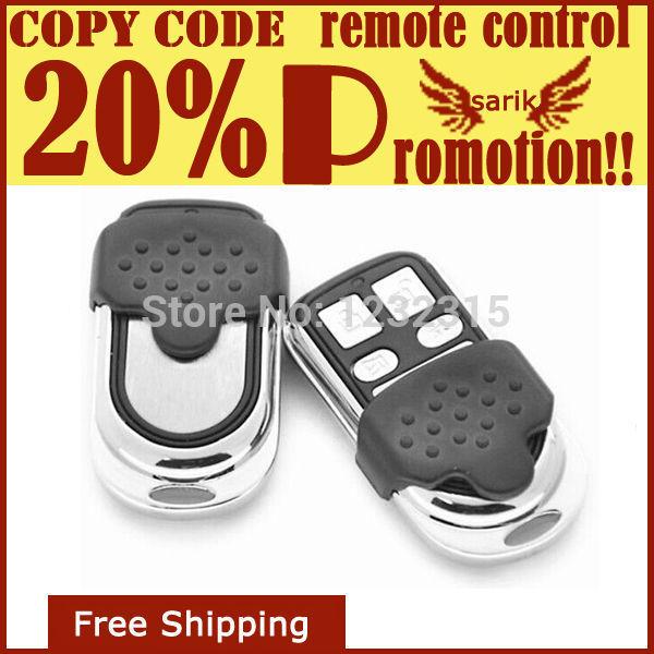 Copy Code Remote,Universal Remote Control duplicator For Car Alarms,Home Alarms(China (Mainland))