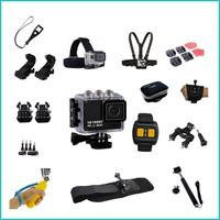 Original SJ4000 WIFI Action Sport DV Camera 50M Diving Waterproof Camera 1080P Full HD Mini Camcorders + Gopro Tripod Kit