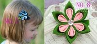 Wholesale children's hair clips Girls' hair clips hair claws floral patterns Girls' Hair Accessories cc05