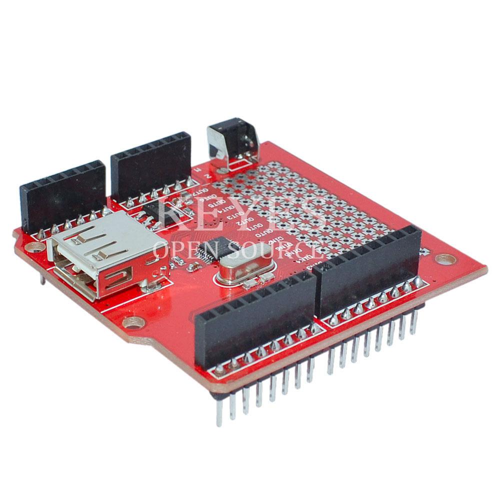 3 Axis Encoder Conter Arduino Shield - robogaiacom