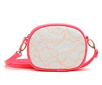Fashion Cute Hot sale floral lace Messenger Bag  nuevo floral lace bolso Envio gratis