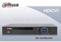4channel Full H.264 R  HD CVI System  Ultra HD DVR DH-HCVR5104H
