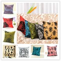 "New 2014 17"" Retro Sofa Cushion Throw Pillow Cover Case Pillowcase Pillowslip Chic"