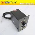 AC motor electrical speed control 6W 15W 25W 40W 60W 90W 120W 200W Adjustable regulator speed