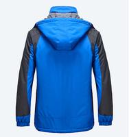 Waterproof / windproof / Warm jacket New Plus velvet for men and women outdoor dedicated Cotton Outdoors jacket  Big Size XXXL