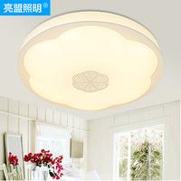Free shipping 48CM  LED ceiling light bedroom lamp warm porch light fixture lamp modern minimalist circular balcony  lighting