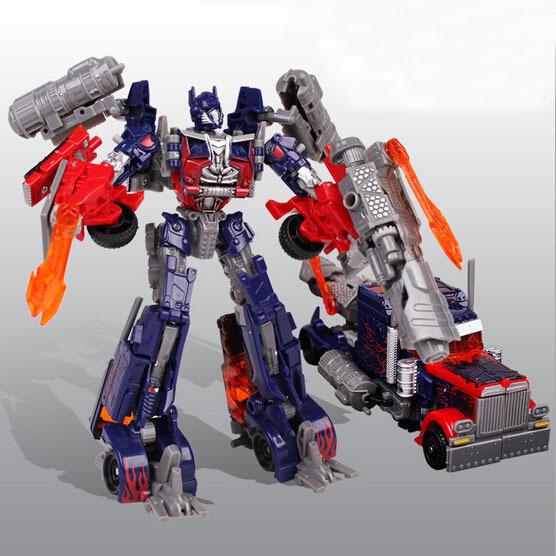 27*22*10CM Transformation Robots Transformable Autobot Police Ca